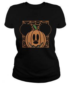 Mickey Mouse Pumpkin head  Classic Ladies