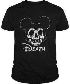 Mortem Mouse Death Shirt Unisex