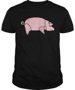 Pink pig  Unisex