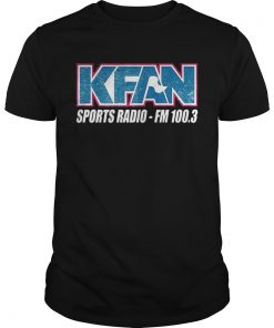 Power Trip State Fair KFAN Logo Shirt Unisex