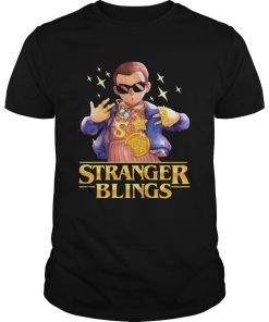 Stranger Things Stranger Blings Shirt Unisex