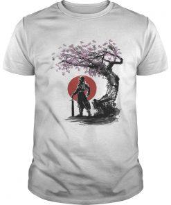 Trunks Hope Under Cherry Blossom Shirt Unisex