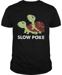 Turtles slow poke  Unisex