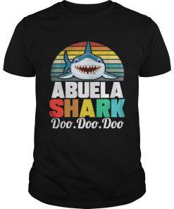Vintage Abuela Shark Doo Doo Doo  Unisex