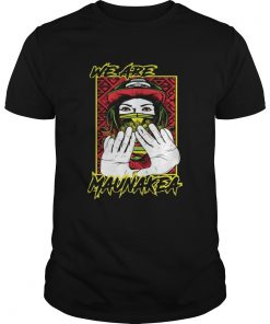 We Are Mauna Kea Shirt Unisex