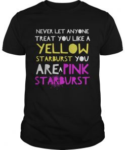 You Like A Yellow Starburst Shirt Unisex