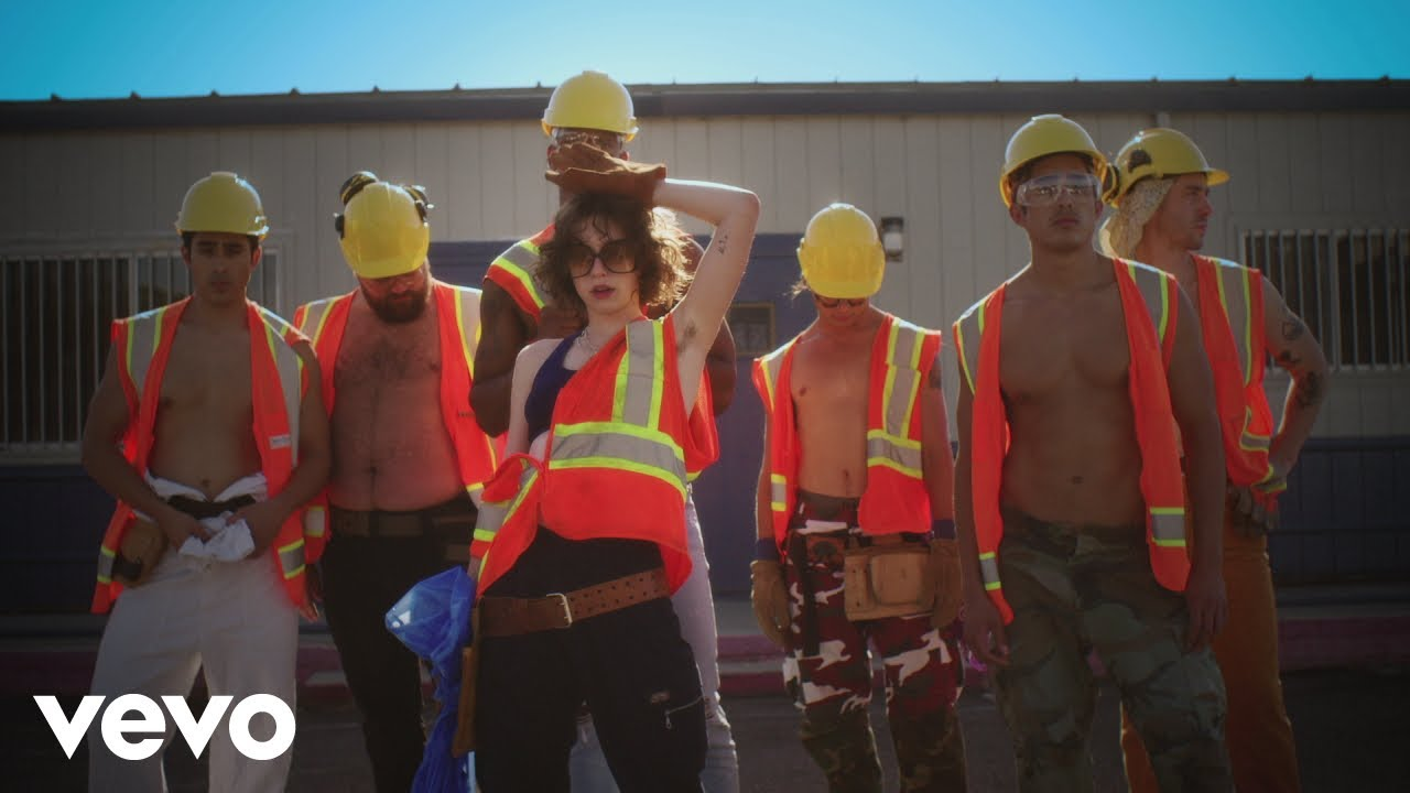 King Princess Redefines the Louche Lounge Singer Look in Her New Video