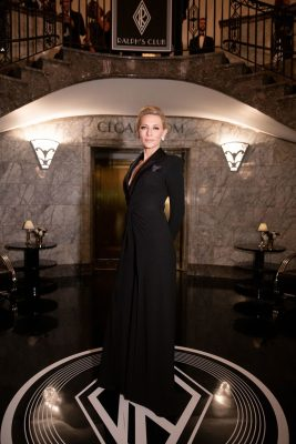 """Cate Blanchett on Ralph Lauren and Never """"Dressing for Anyone's Approval"""""""
