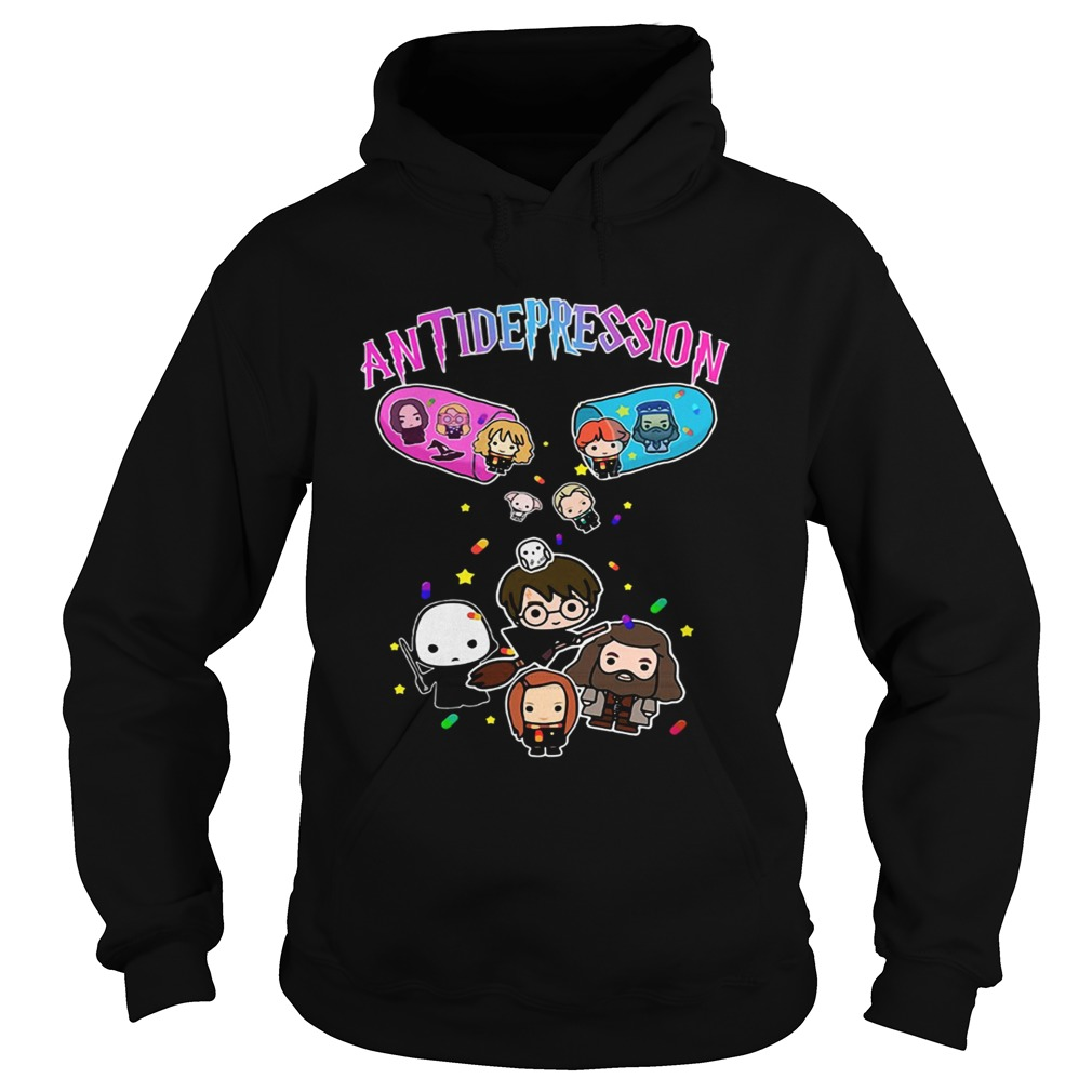 Antidepression Harry Potter Hoodie