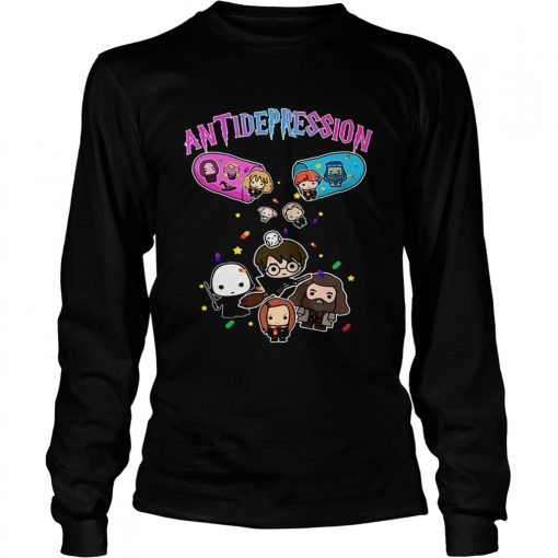 Antidepression Harry Potter  LongSleeve