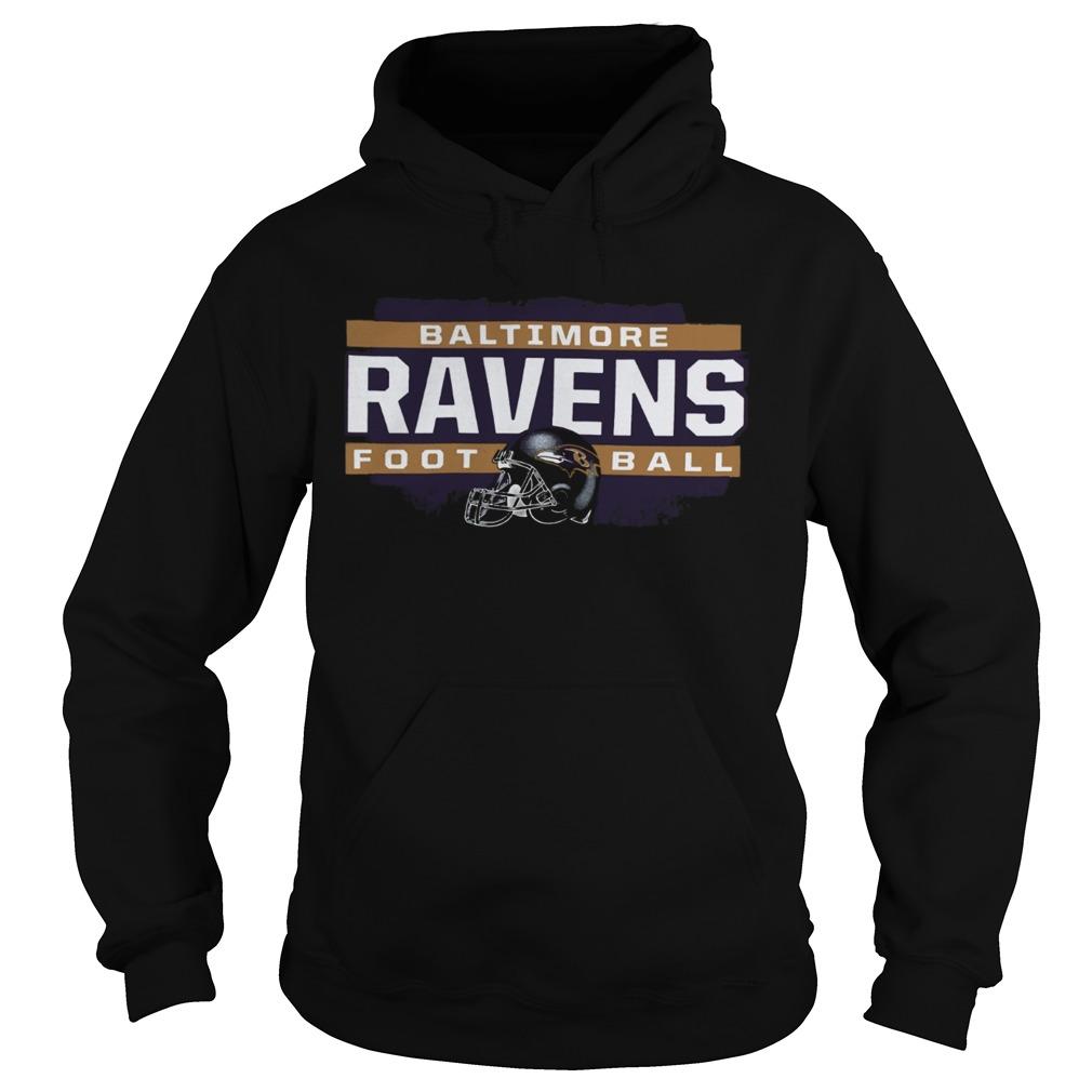 Baltimore Ravens Toddler Rewind Forward Hoodie