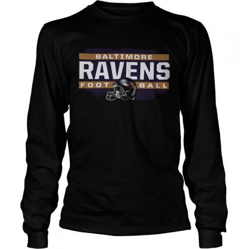 Baltimore Ravens Toddler Rewind Forward  LongSleeve