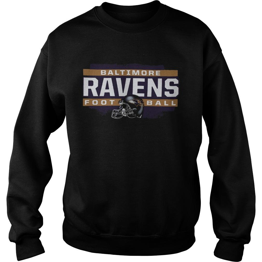 Baltimore Ravens Toddler Rewind Forward Sweatshirt