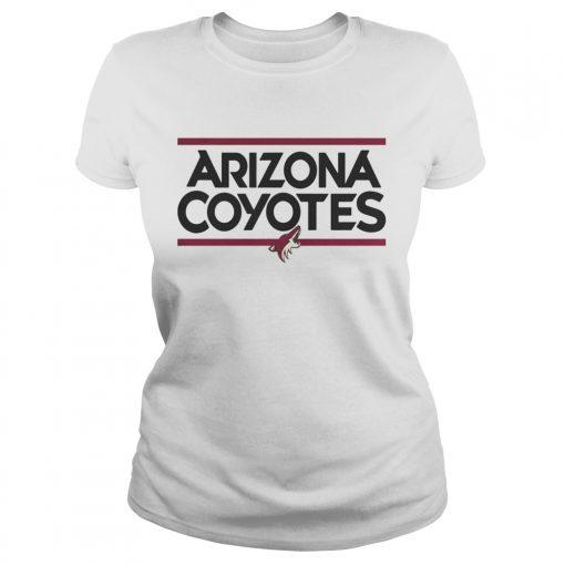 Coyotes Night BP Arizona Coyotes Shirt Classic Ladies