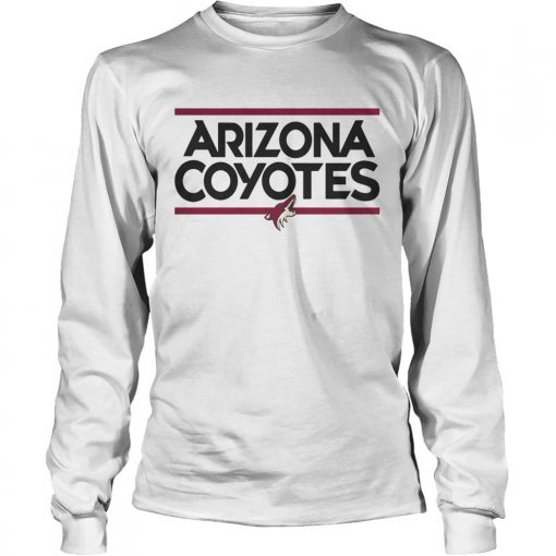 Coyotes Night BP Arizona Coyotes Shirt LongSleeve