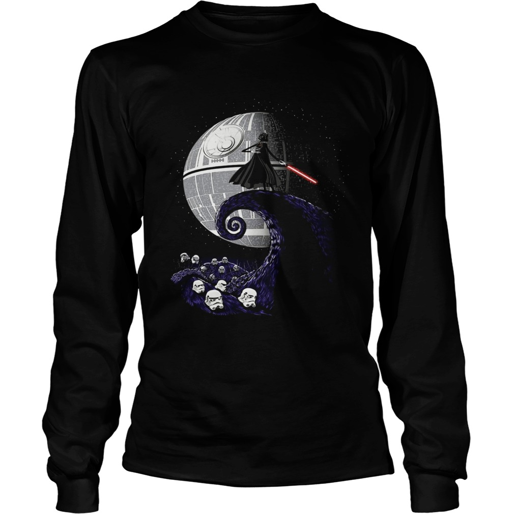 Darth Vader nightmare before christmas LongSleeve