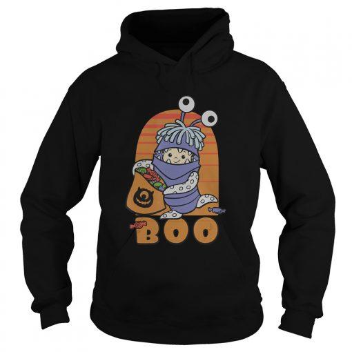 Disney PIXAR Monster Inc BOO Halloween TShirt Hoodie