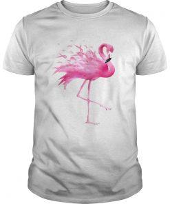 Flamingo Pink Ribbon Breast Cancer Awareness  Unisex