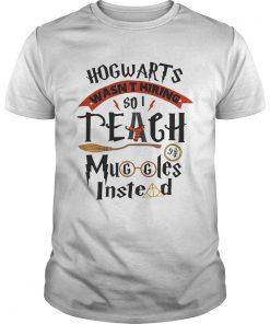 Hogwarts wasnt hiring so I teach muggles instead  Unisex