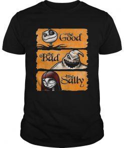 Jack Skellington the good oogie boogie the bad the sally  Unisex