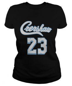 Lebron James Crenshaw Shirt Classic Ladies
