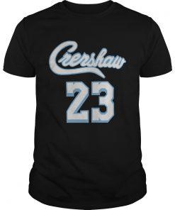 Lebron James Crenshaw Shirt Unisex
