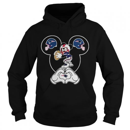 Philadelphia Eagles Mickey mouse  Hoodie