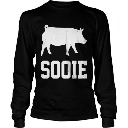 Sooie Pig call  LongSleeve