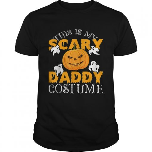 This Is My Daddy Costume Sarcastic Daddy Halloween  Unisex