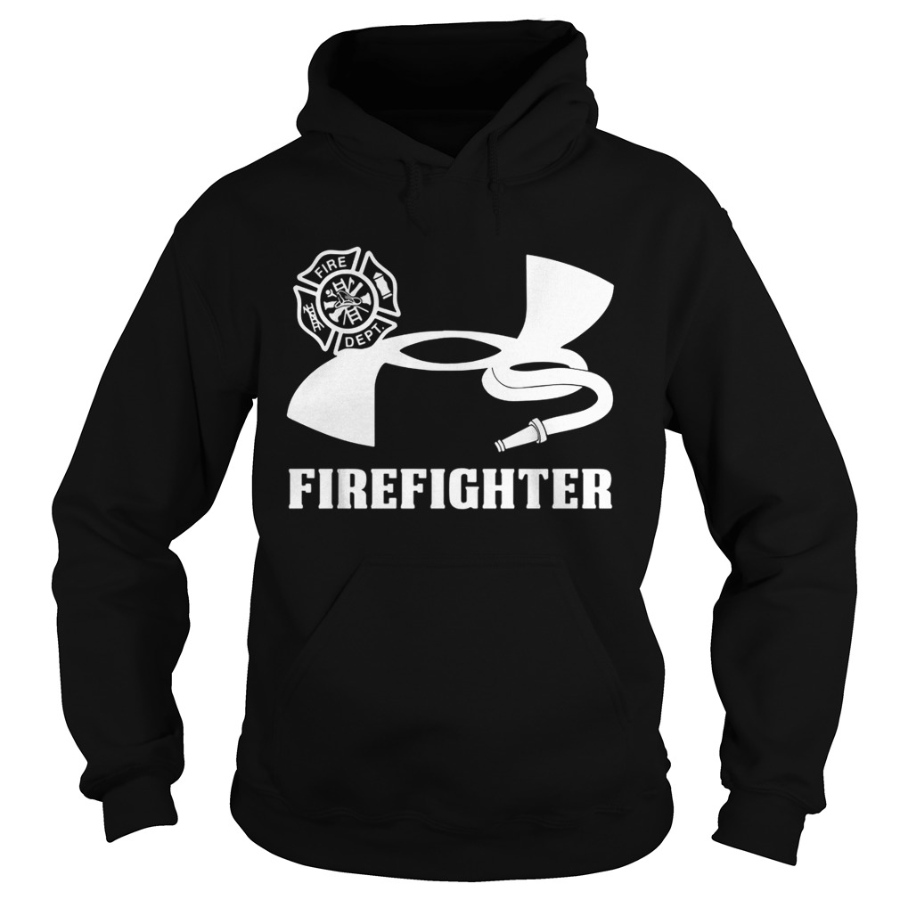 Short Sleeves Shirt UA Uniform Firefighter 3D shirt Unisex Hoodie Sweatshirt For Mens Womens Ladies Kids