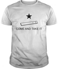 Vape come and take it  Unisex