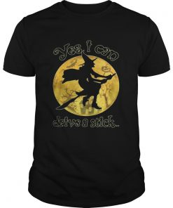 Witch yes I can drive a stick Halloween  Unisex