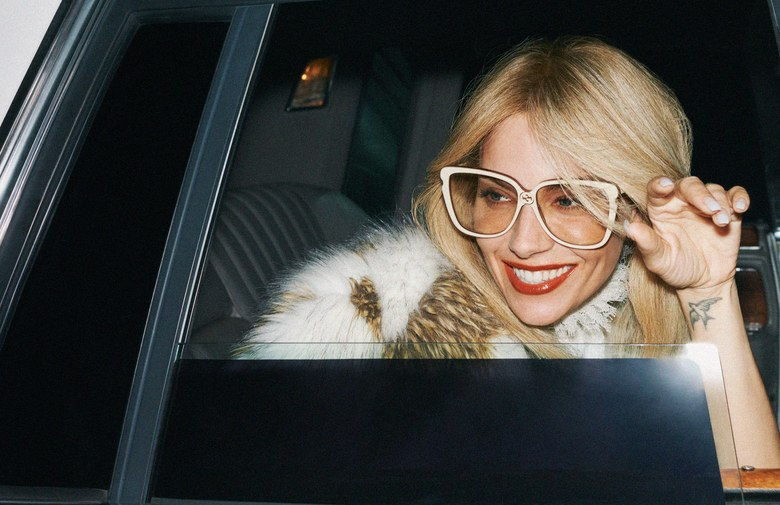 Sienna Miller on Boho Chic and Channeling Dynasty for Gucci
