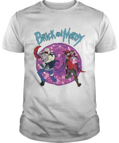 Brick And Mordy Borderlands Rick And Morty  Unisex