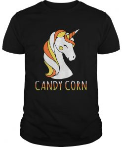 Candy Corn Unicorn Halloween  Unisex