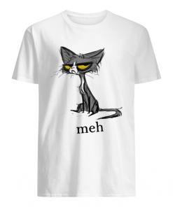 Cat meh  Classic Men's T-shirt