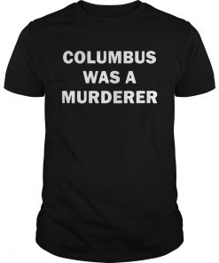 Detroit Teachers Columbus was a murderer Classic TShirt Unisex