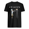 Friends Rick and Archer Drinking  Classic Men's T-shirt