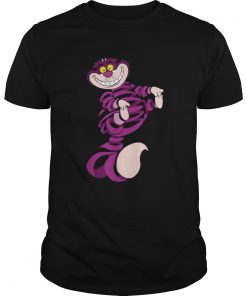 Funny Crazy Cheshire CatWonderland Cats for Halloween  Unisex