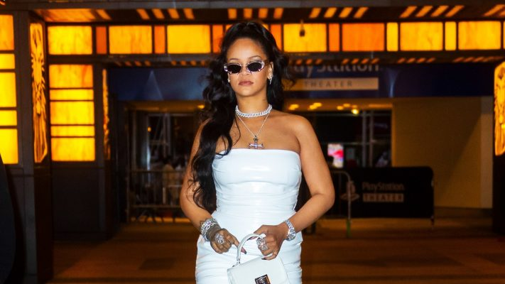 Rihanna Gives the Flip-Flop Heel a Bad Gal Twist