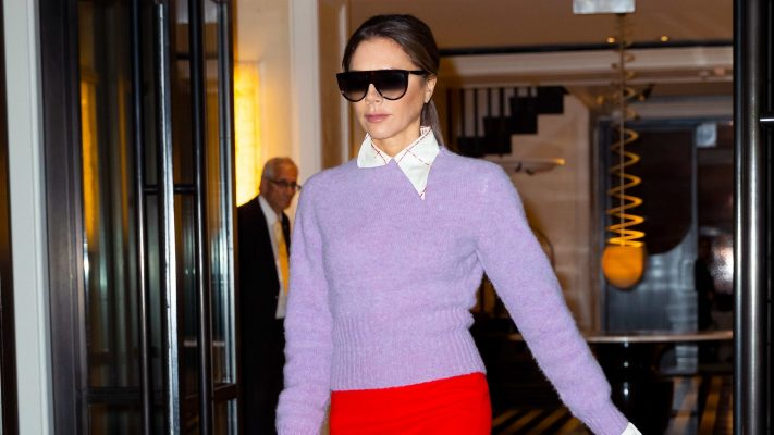 Forget Flip-Flop Heels—Victoria Beckham Has Another Tricky Shoe for Fall