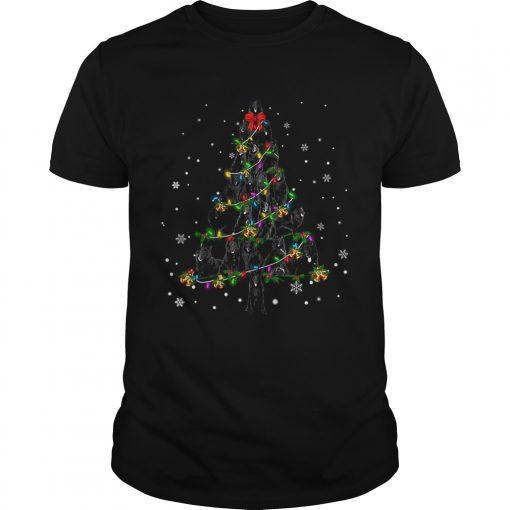 Groenendael Christmas Tree TShirt Unisex