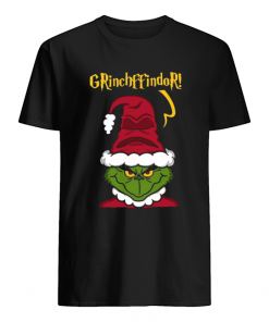 Gryffindor Grinch Harry Potter t- Classic Men's T-shirt
