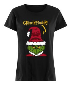 Gryffindor Grinch Harry Potter t- Classic Women's T-shirt