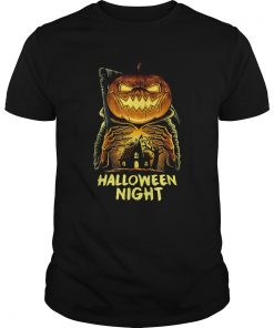 Halloween Scary Pumpkin Monster  Unisex