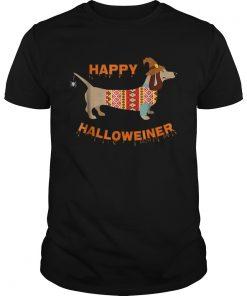 Halloween Weiner Daschund  Unisex