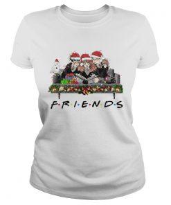 Harry Potter Friends TV Show Christmas  Classic Ladies