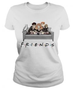 Harry Potter character Friends TV Show  Classic Ladies