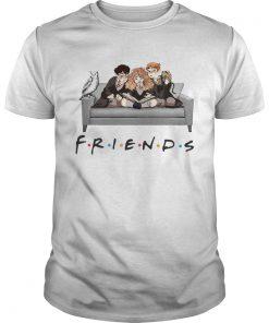 Harry Potter character Friends TV Show  Unisex