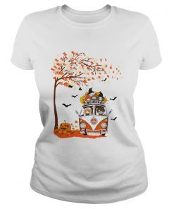 Harry Potter driving car autumn Halloween  Classic Ladies